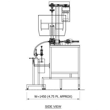 Máy chiết rót kem - Cream Filling Machine-4