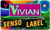 Vivian sensor label