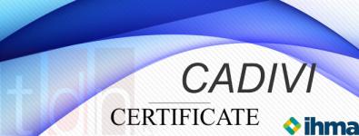 Tín Dân trao giấy chứng nhận IHMA cho Cadivi